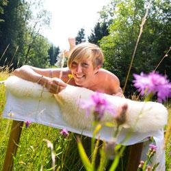 Waldness - Massage im Wald