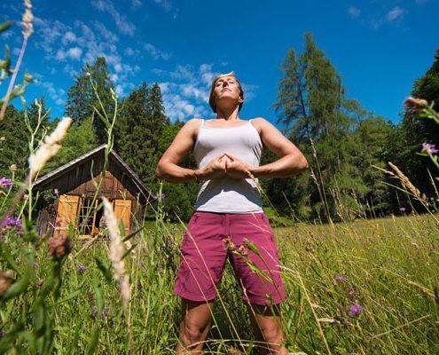 WALDNESS Wald Yoga Wyda