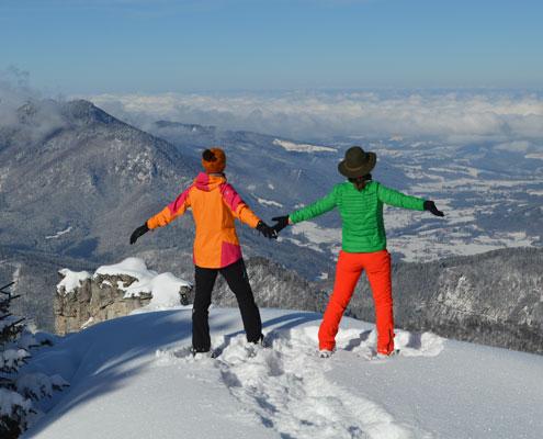 WALDNESS Urlaub im Winter - Foto ©MTV Almtal-Nadine Bammer